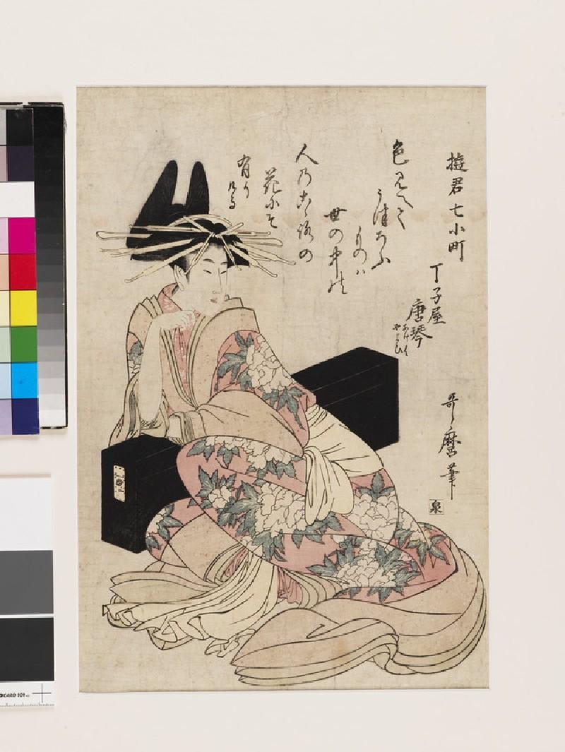 Karakoto of the Chōjiya (EA2007.142, front            )