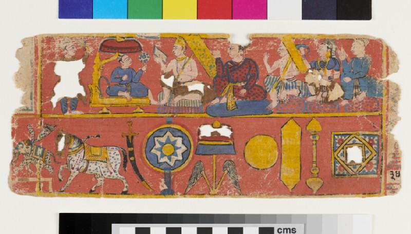 The Jewels of the Chakravartin (EA2012.320, recto)