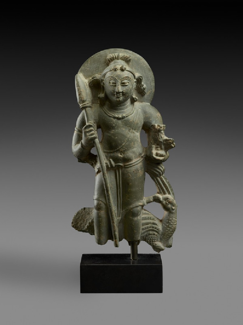 Figure of the war god Skanda (EA2013.64)