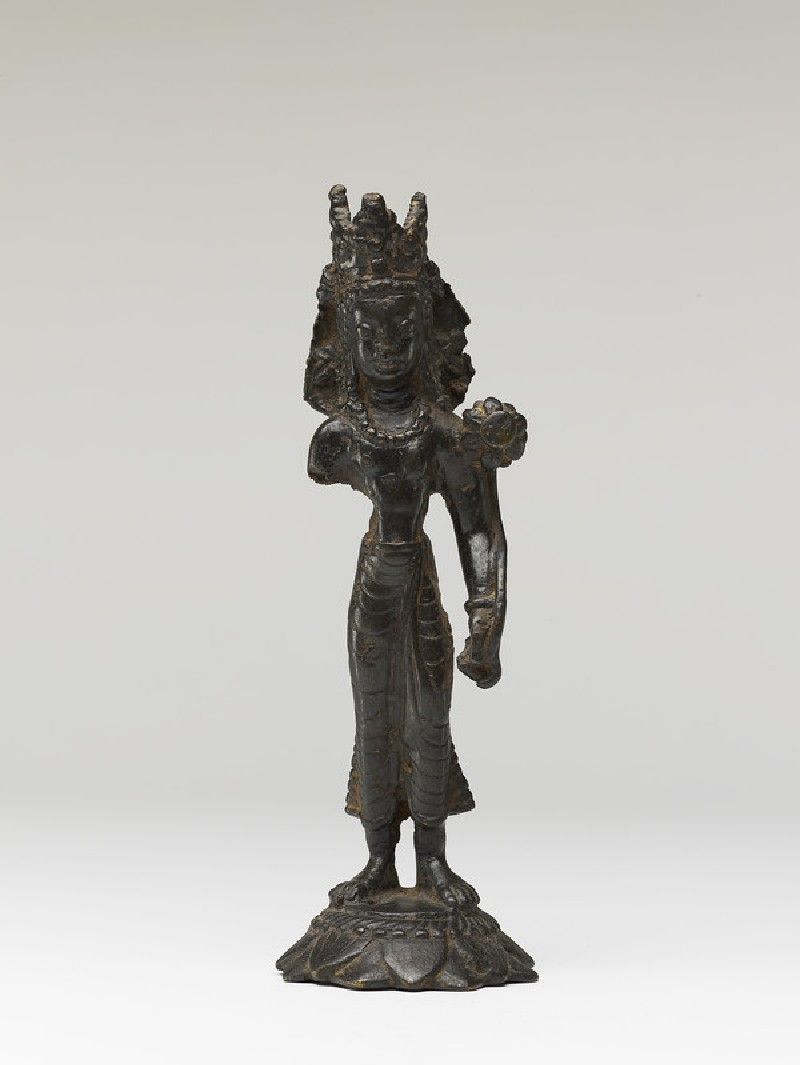 Standing figure of Padmapani (EA2013.65, front           )