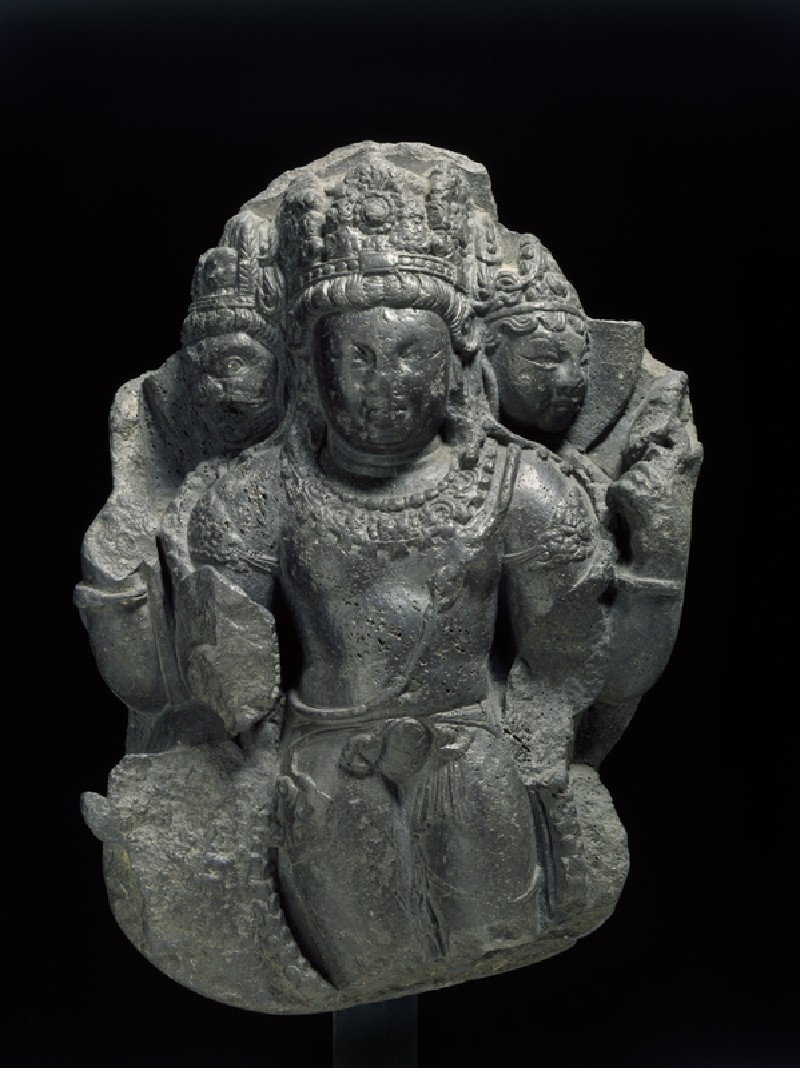 Figure of Shiva the Great Lord (front           )