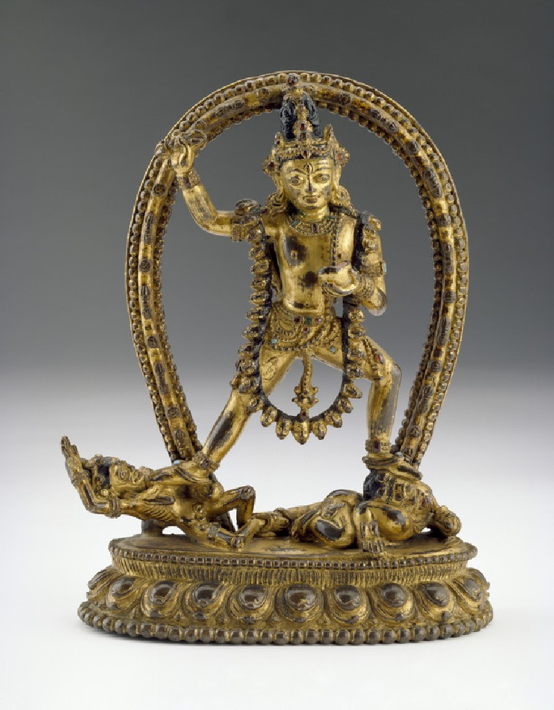 Figure of Vajrapani