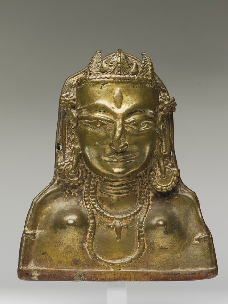 Figure of Parvati (front           )