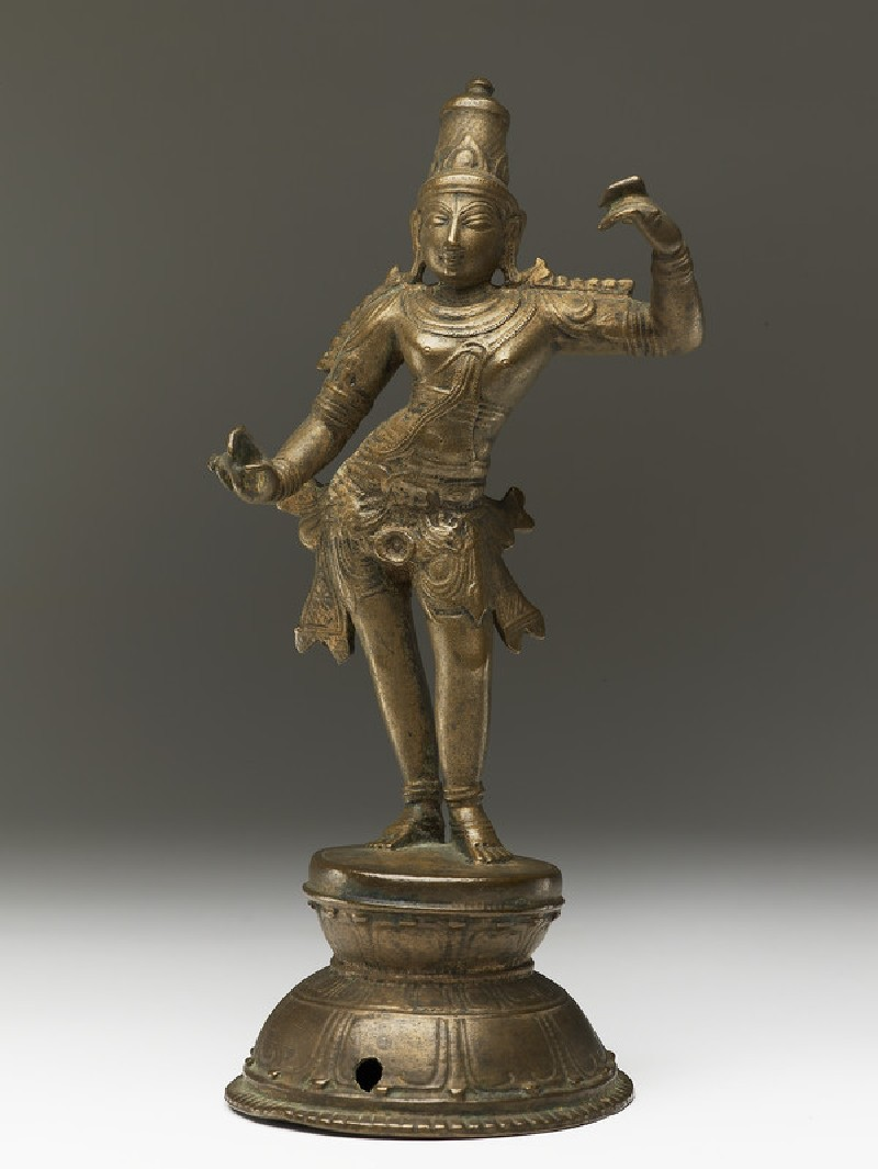 Figure of Rama (front             )