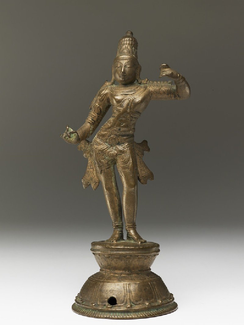 Figure of Lakshmana (EA2013.98.b, front             )