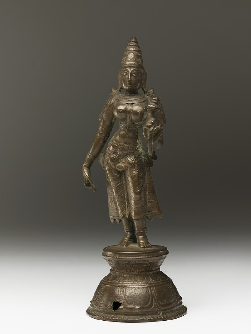 Figure of Sita (EA2013.98.c, front             )