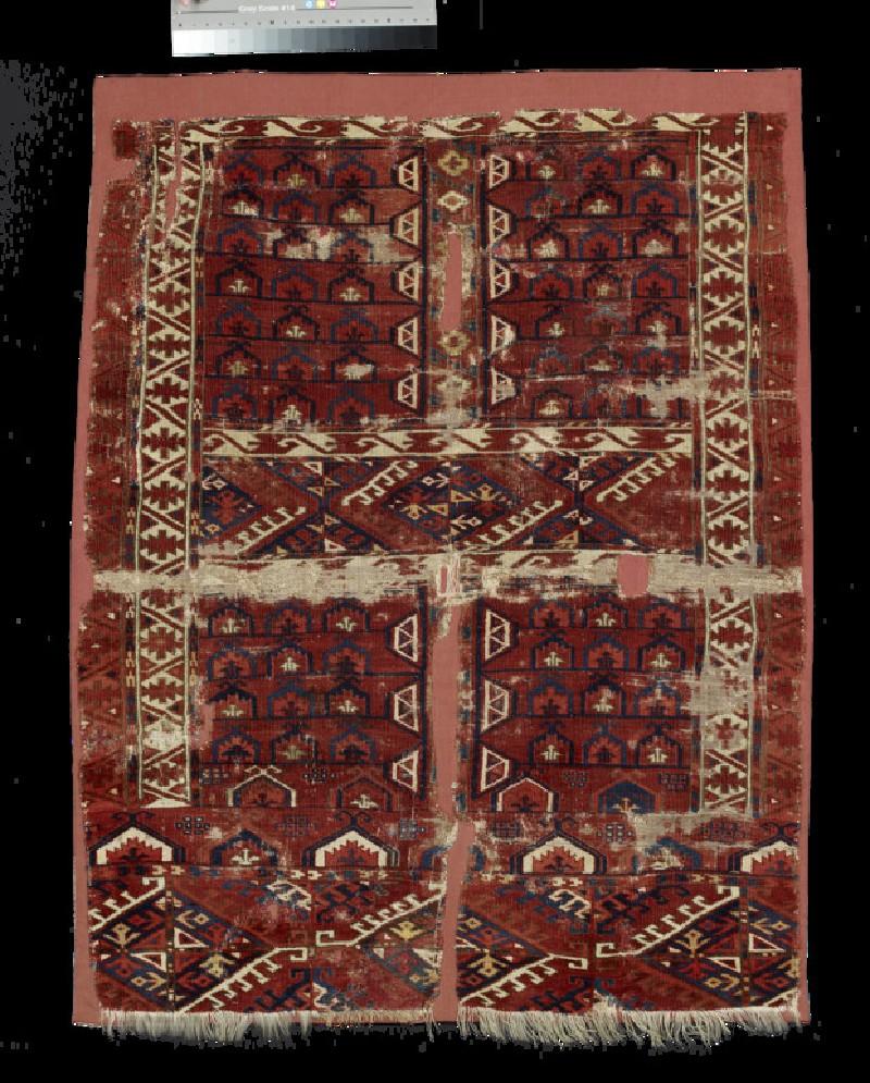 Turkmen Kizil Ayak carpet