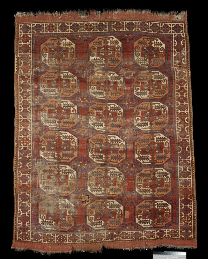 Turkmen Ersari carpet (EA2014.4)