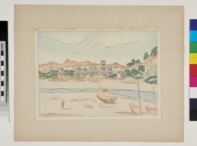 Futae Fishing Village
