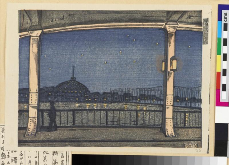Yanagibashi Bridge (EA2020.113)
