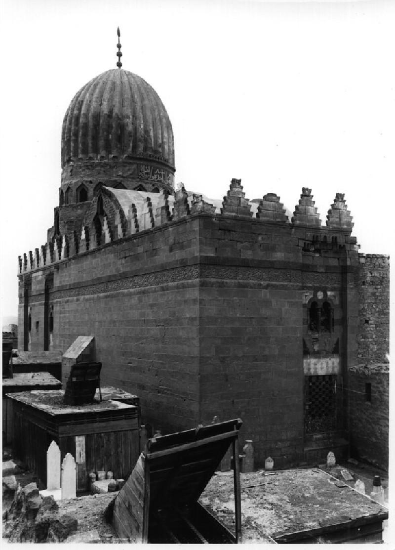 Mausoleum of Khawand Toghai (Umm Anuk)