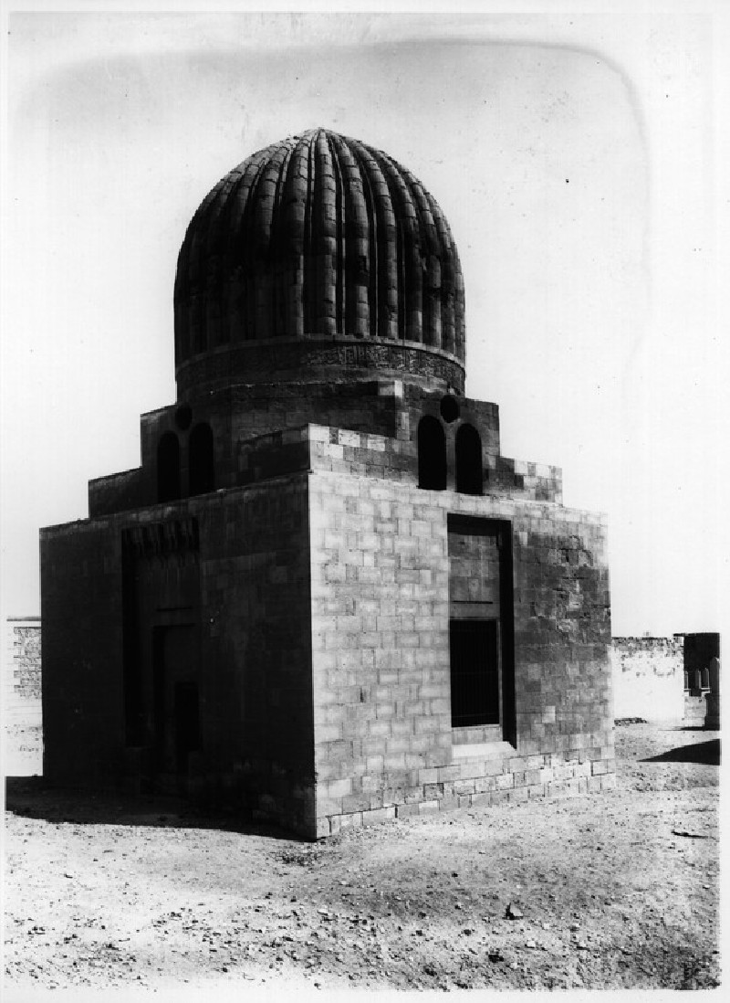 Mausoleum to North of Mausoleum of Tankizbugha
