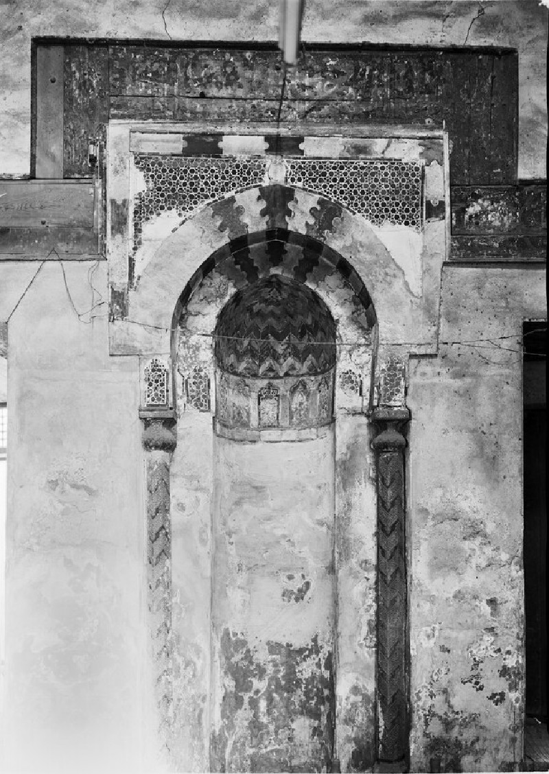 Mausoleum adjoining the mosque of Sultan al-Nasir Muhammad i