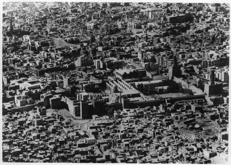 City Walls: North Wall, Bab al-Nasr and Bab al-Futuh