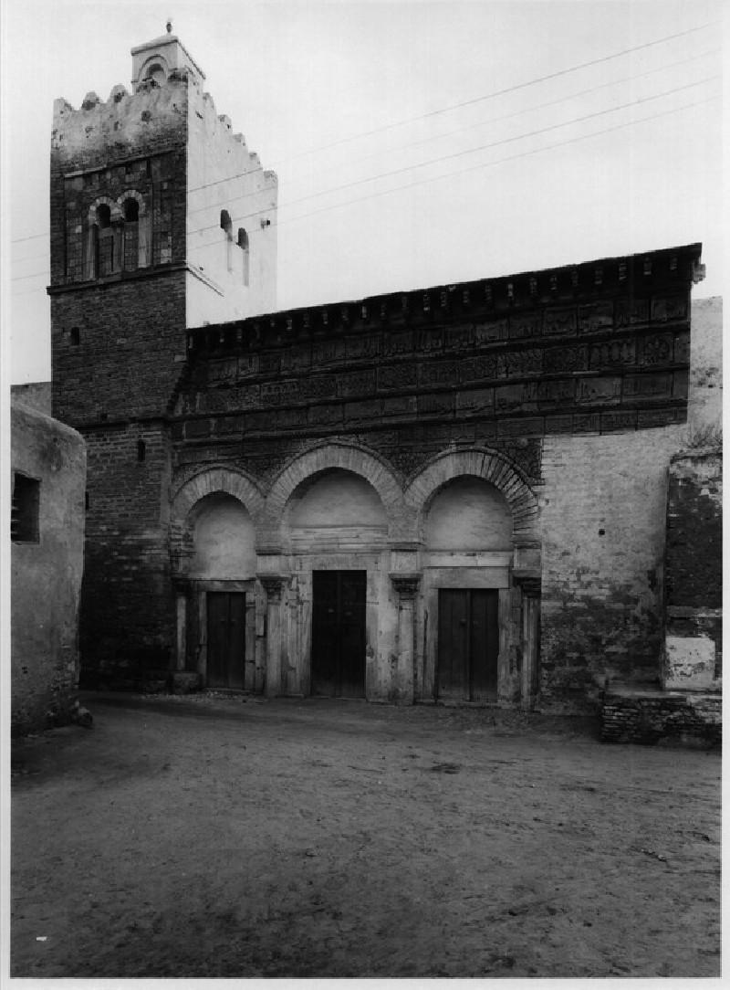 Mosque of Muhammad ibn Khairun (Jami` Tleta Biban)