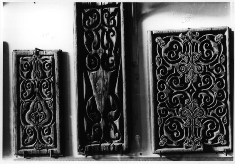 Carved wood, (MIA, Cairo)