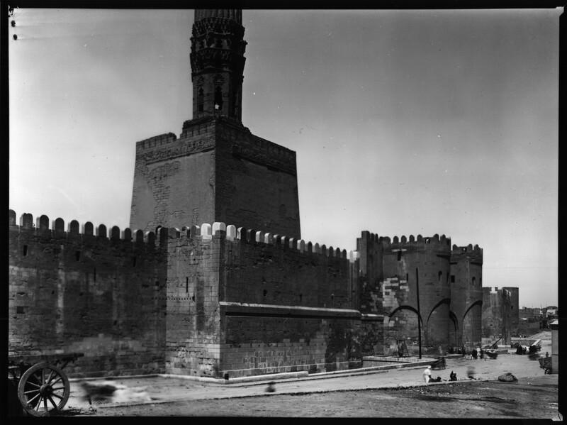 City Walls: North Wall, Great Salient and Bab al-Futuh