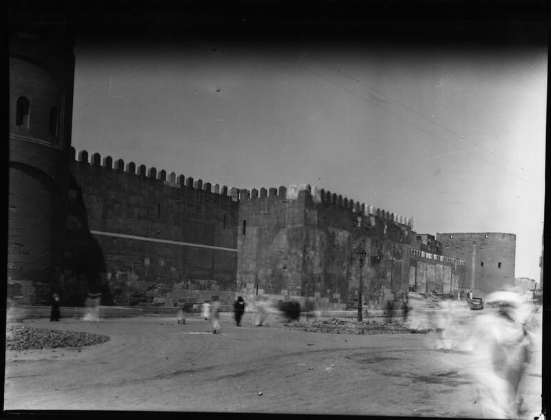 City Walls: North Wall and Bab al-Futuh