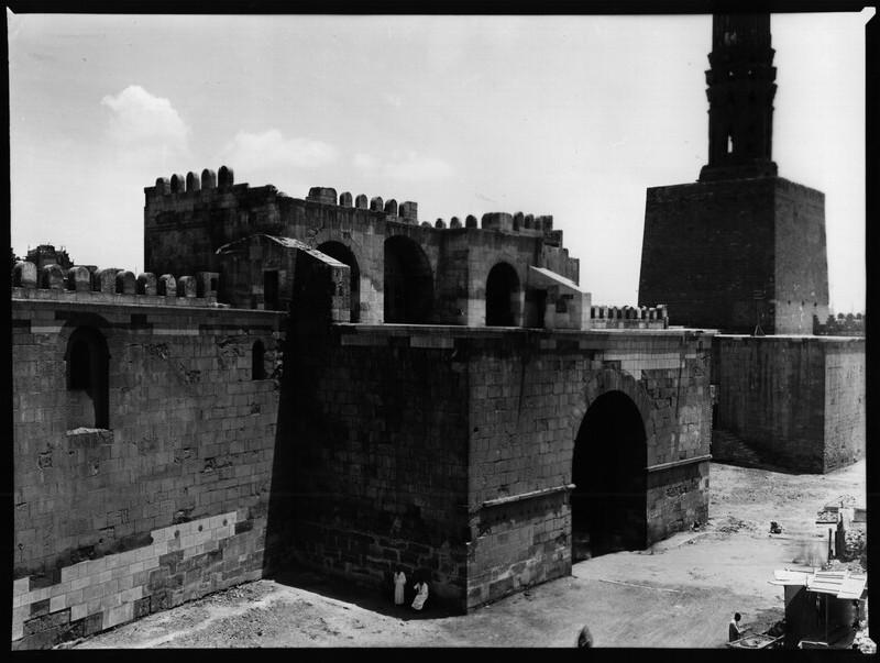 City Walls: North Wall, Bab al-Futuh and Great Salient