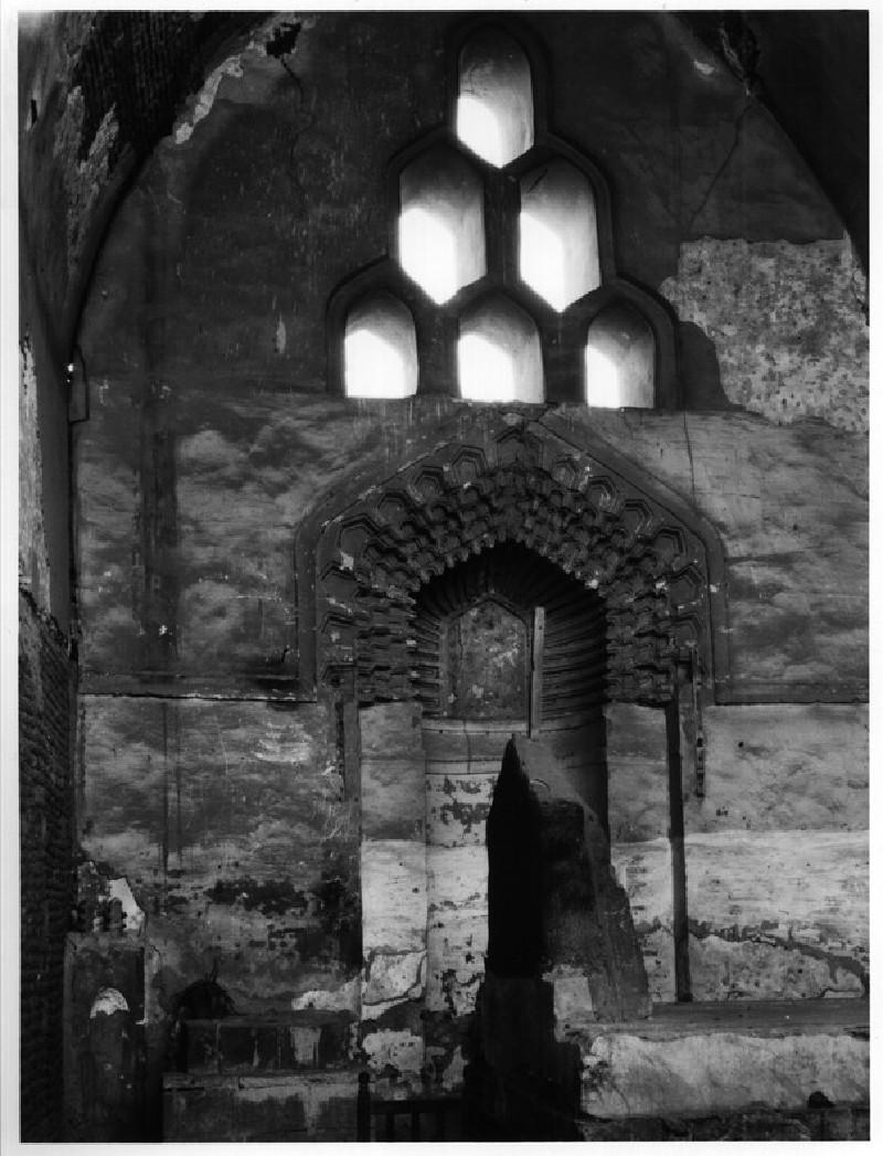 Iwan of Isma`il ibn Tha`lab (Abu Mansur Isma`il)