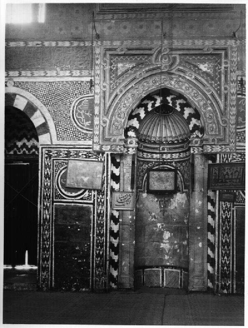 Mausoleum of Sultan Tumanbay