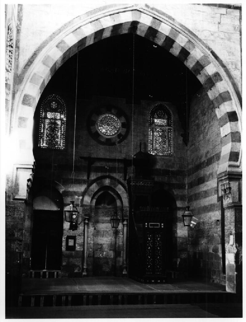 Mosque of Qadi Yahya Zain al-Din (Bain Nihdain)