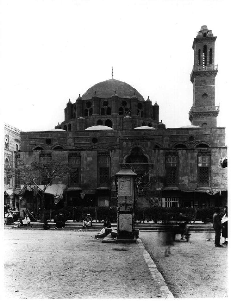 Mosque of Muhammad Bay Abu`-Dhahab