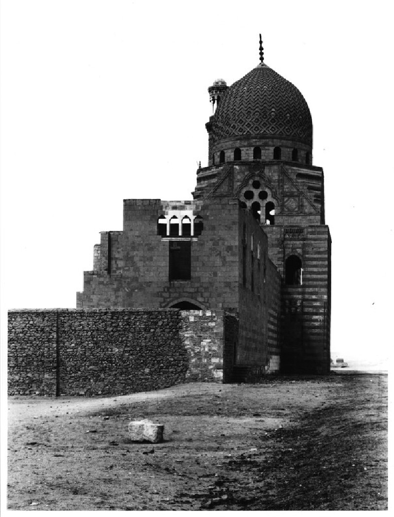 Madrasa and Mausoleum of Amir Qurqumas (Amir Kabir)