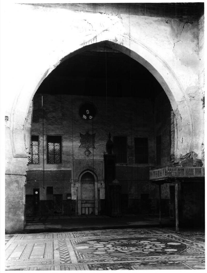 Unidentified mosque
