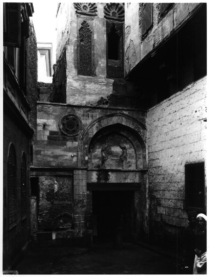 Bab al-Akhdar (Mosque of Sayyidna al-Husain)