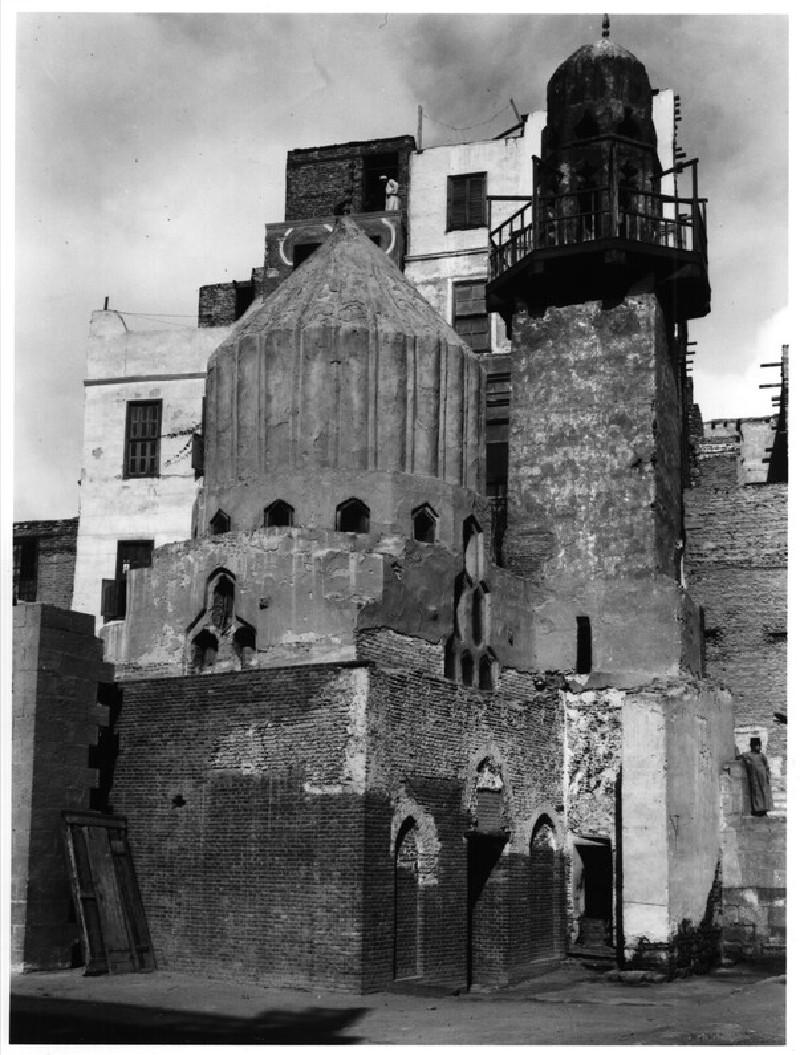 Mausoleum and Minaret of Abu'l-Ghadanfar al-Fa'izi