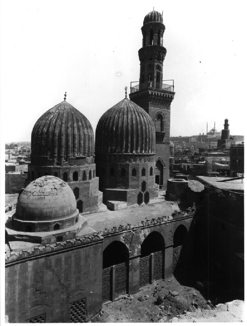 Madrasa and Mausoleum of Amirs Salar and Sanjar al-Jawli