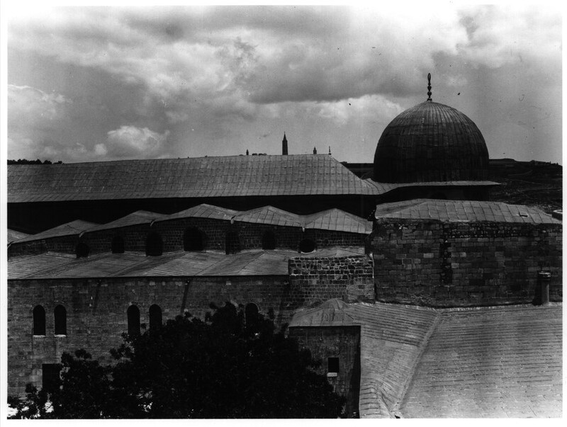 Mosque of al-Aqsa