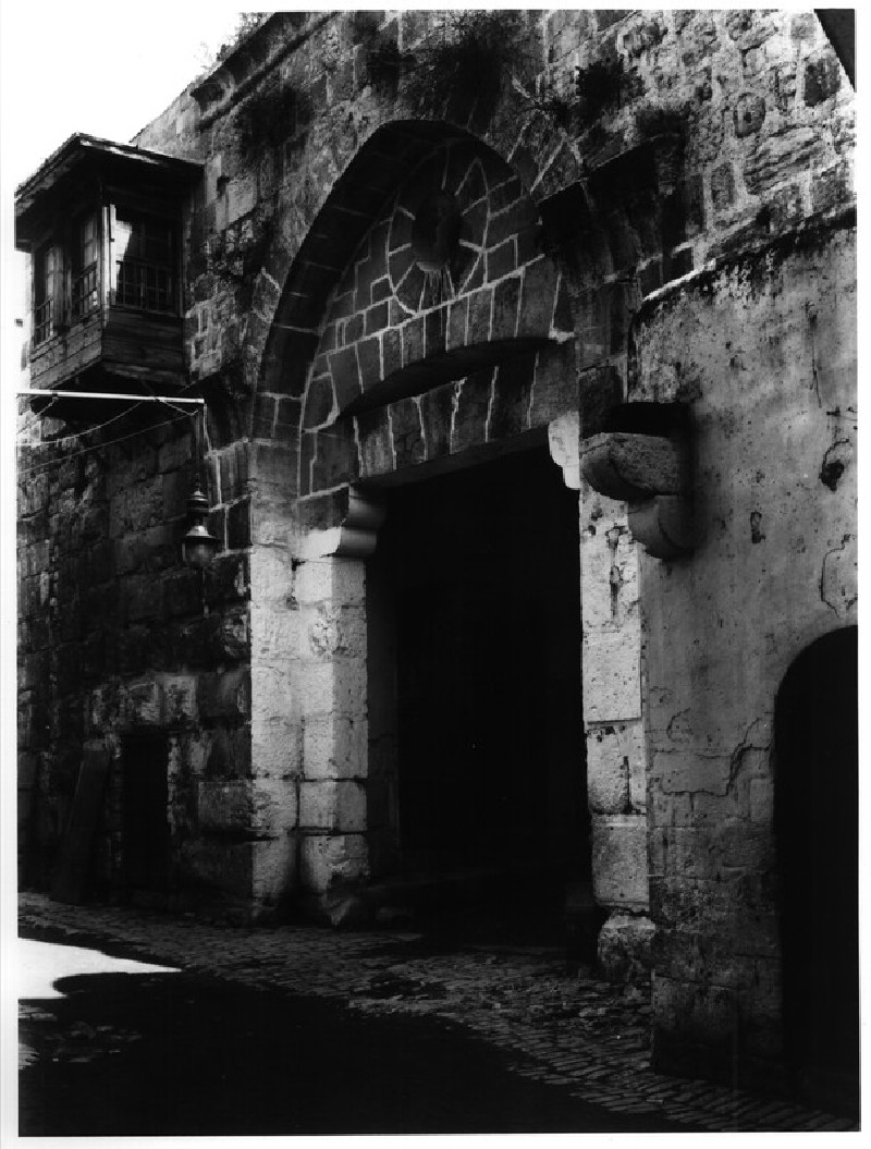 Suq al-Qattannin, West Entrance