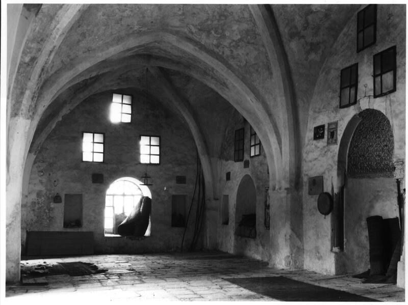 Jami` al-Khadra` (Jami` Hizn Sidna Ya`qub) (former chuch)