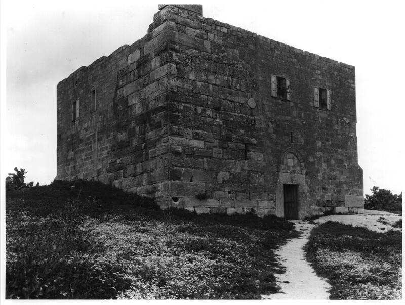 Crusader tower (donjon)