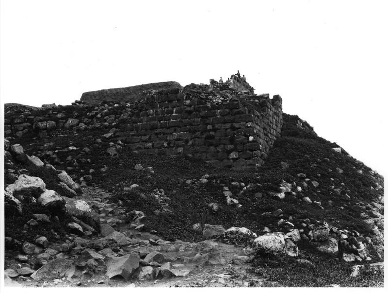 Kaukab al-Hawa (Belvoir Castle), South-East Tower