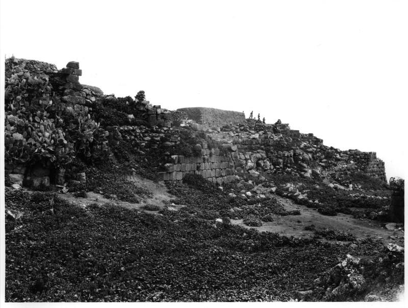 Kaukab al-Hawa (Belvoir Castle), South Wall