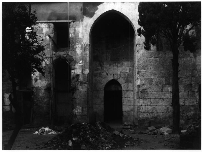 Madrasa and Mausoleum of Sultan al-`Adil (al-`Adiliyya)