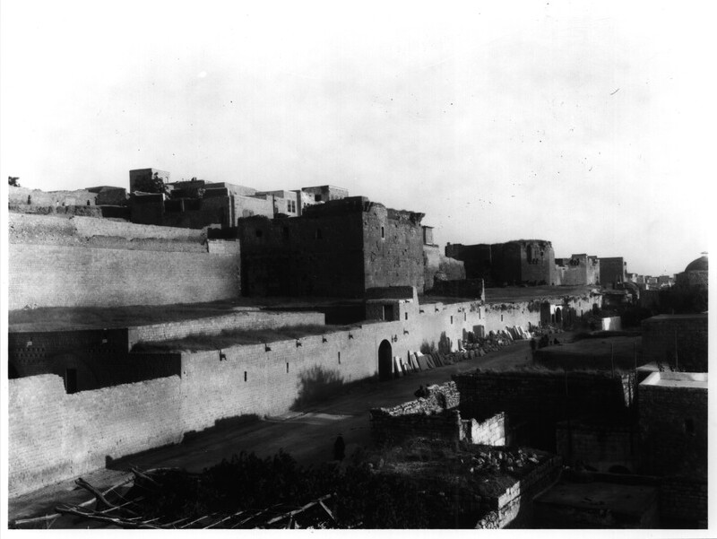 City Walls and Towers