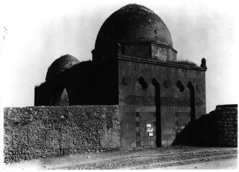 Mausoleum of Khayrbak