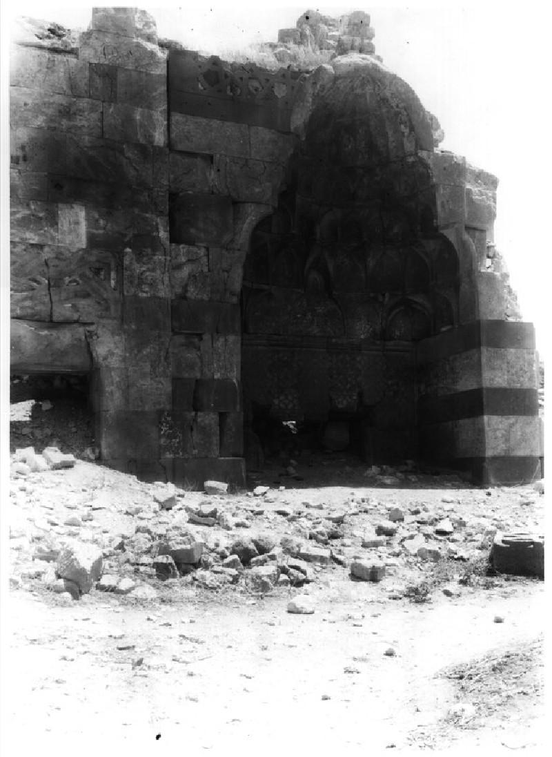 Citadel: Palace of al-`Aziz Muhammad