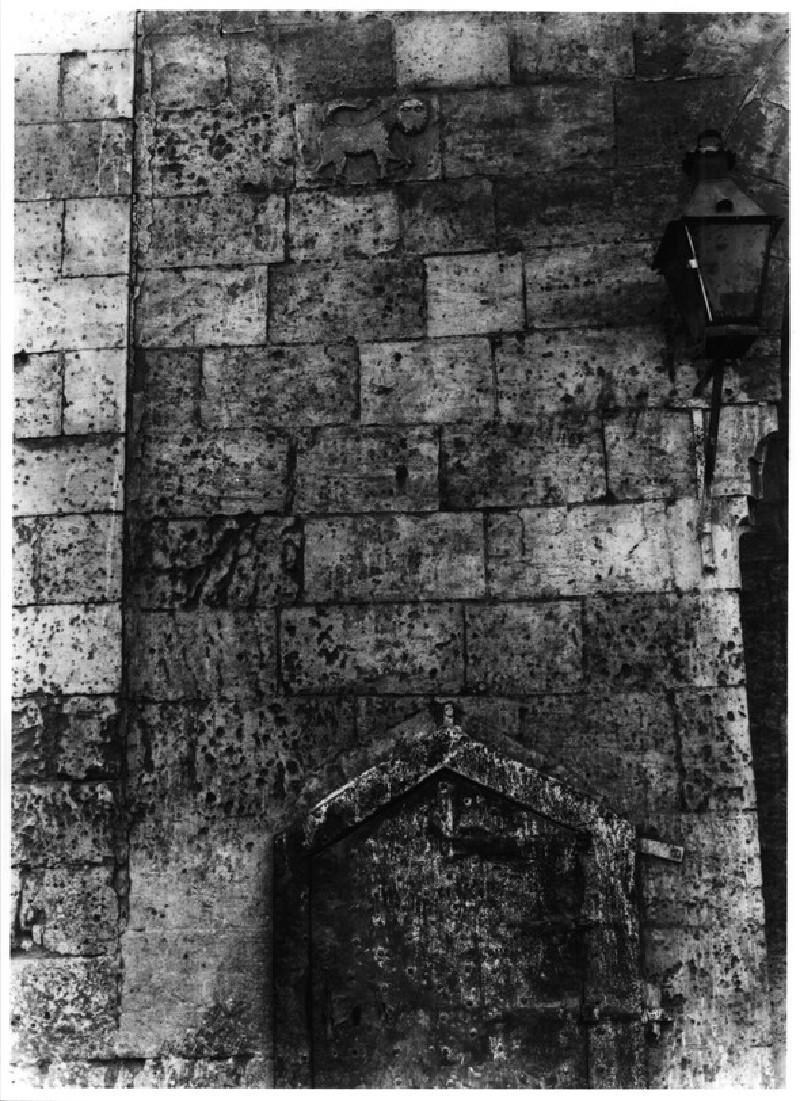 Qastal al-Haidari, lion of Baibars