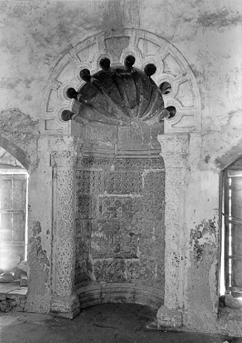 Unidentified Mausoleum