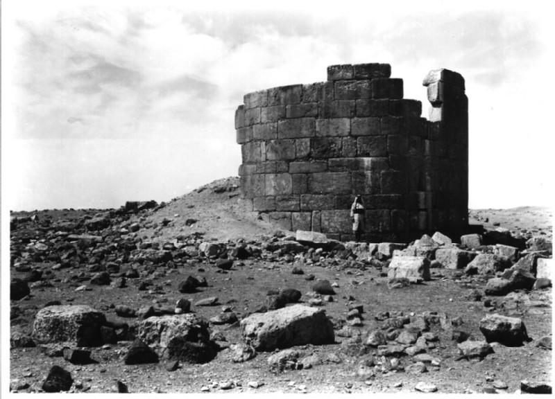 Ghassanid Castrum