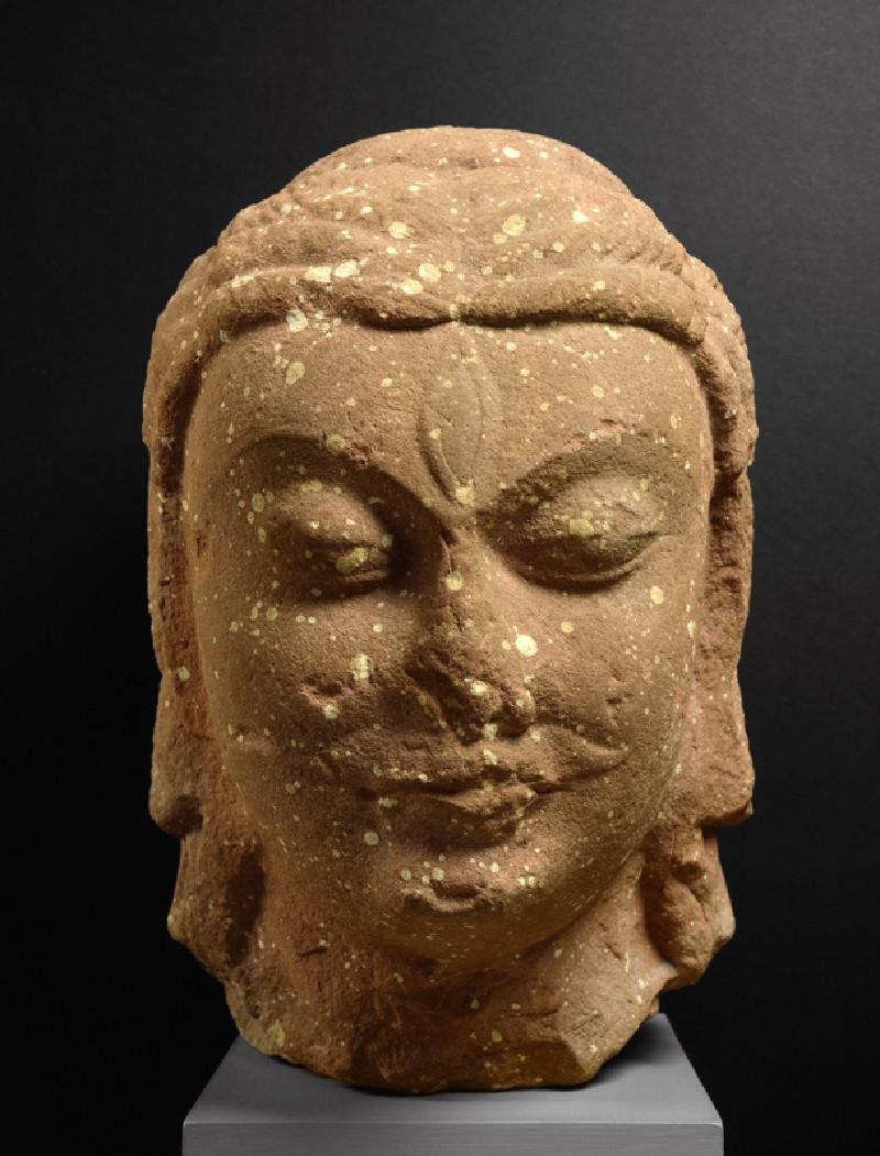 Head of Shiva (EAOS.38, front         )