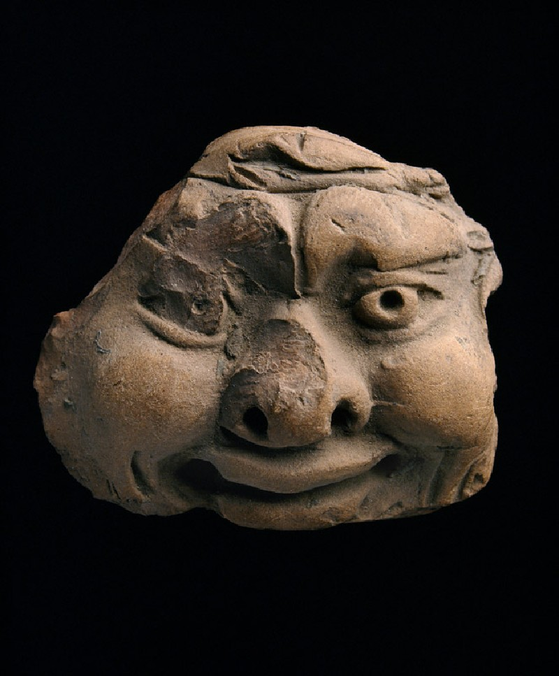 Grotesque, originally from a vase (EAX.59, front        )