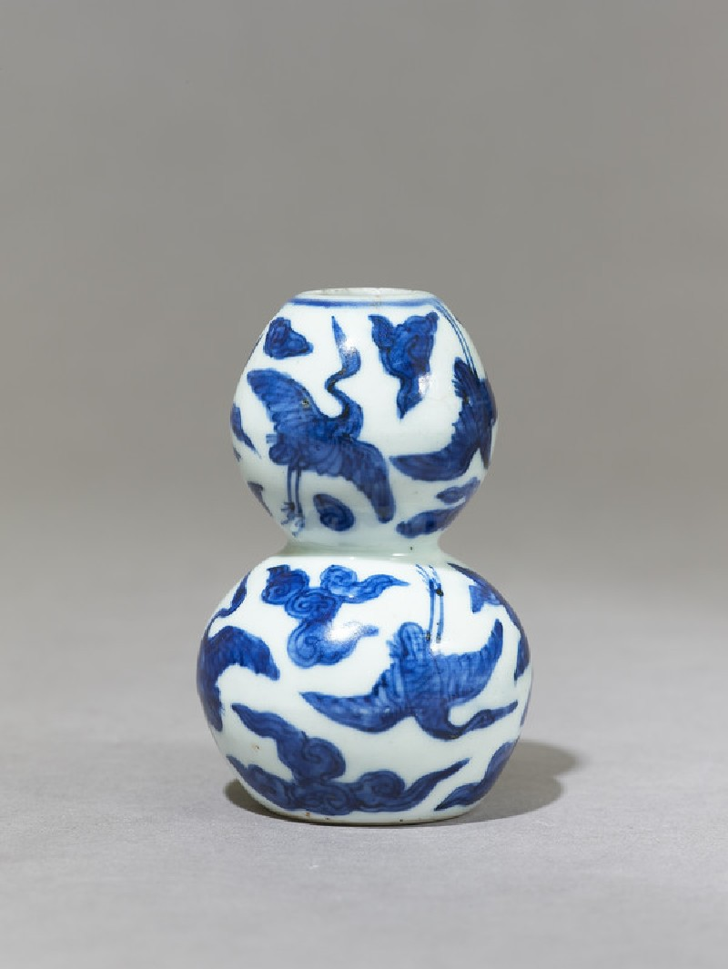 Double-gourd vase (EAX.1662, side          )