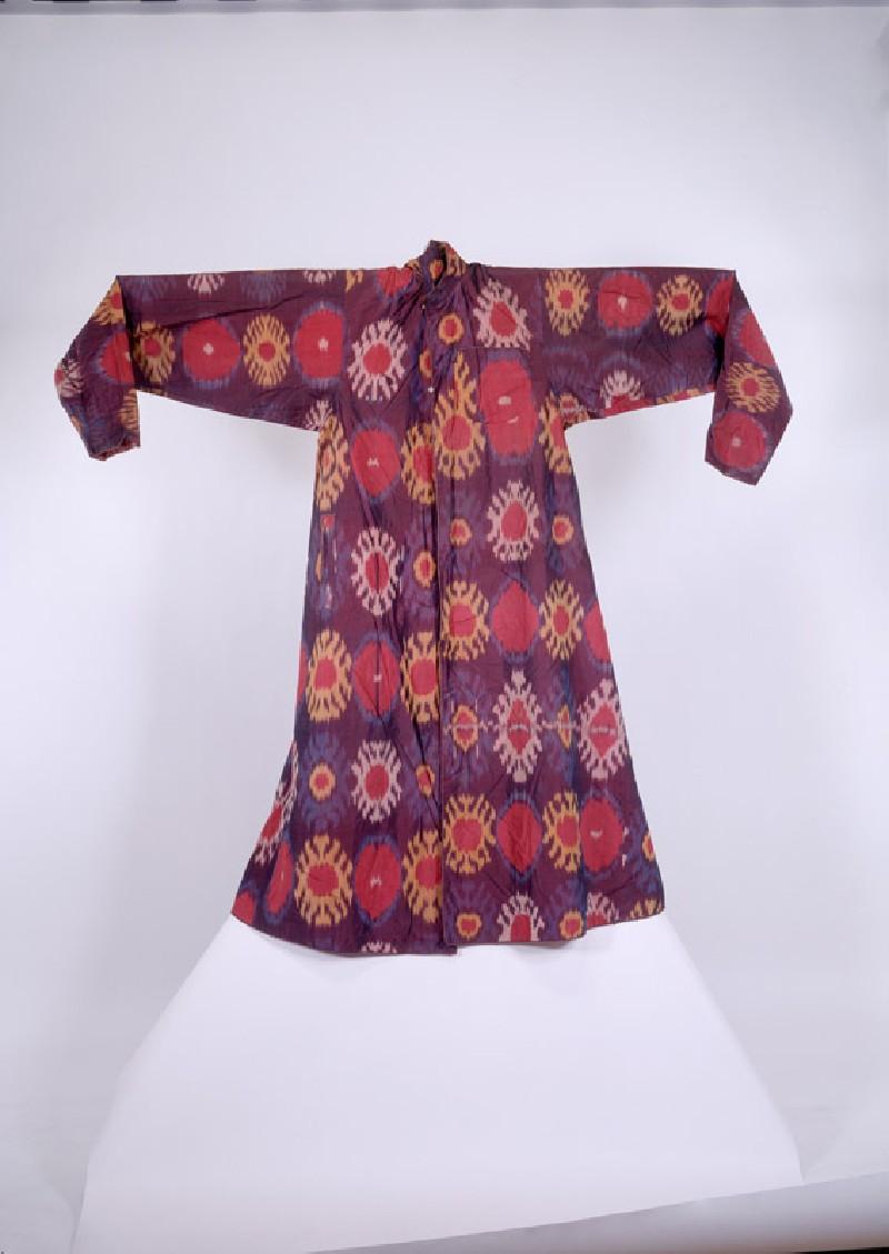 Ikat coat (EAX.3984, front          )