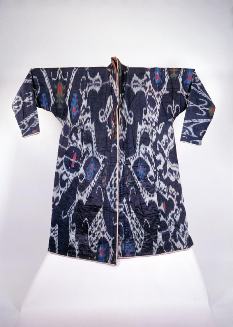 Ikat coat (EAX.3987, front          )